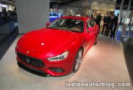 2018 Maserati Ghibli GranLusso & GranSport showcased at IAA 2017 - Live