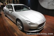 2018 Maserati Quattroporte showcased at IAA 2017 - Live