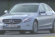 2018 Mercedes C Class (facelift) snapped with new Multibeam LED headlamps