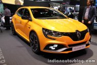 2018 Renault Megane R.S. showcased at IAA 2017 - Live