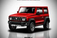 New Suzuki Jimny to be unveiled by end-2018 - Report
