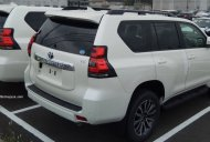 2018 Toyota Land Cruiser Prado spotted at a dealer yard in Japan [Update]