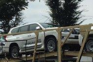 Toyota starts shipping 2018 Toyota Land Cruiser Prado (facelift)
