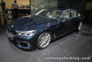 BMW 7 Series Edition 40 Jahre showcased at IAA 2017 - Live