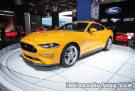Ford Mustang facelift sighted in India are private imports: IAB Debunks