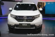Honda CR-V can go pure electric, but Honda content with just hybrid - Report