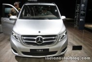 Mercedes V-Class Exclusive Edition showcased at IAA 2017 - Live