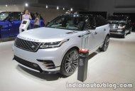 Range Rover Velar & Range Rover Velar First Edition showcased at IAA 2017 - Live