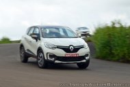 Renault Captur India launch on November 6