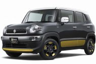 Three Suzuki Xbee compact SUV concepts announced for Tokyo Motor Show