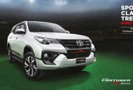 2017 Toyota Fortuner TRD Sportivo launched in India at INR 31.02 lakh