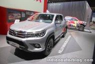 Toyota Hilux Invincible 50 - IAA 2017 Live