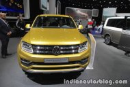 VW Amarok Aventura Exclusive - IAA 2017 Live