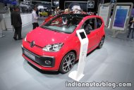VW up! GTI showcased at IAA 2017 - Live