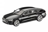 2018 Audi A7 leaked via scale model ahead of debut this month