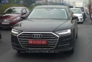2018 Audi A8 spied testing in India yet again