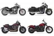 2018 Harley Davidson Street Bob, Fat Bob, Heritage Classic, & Fat Boy launched
