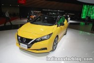 Nissan Leaf to be launched in India this financial year - Report