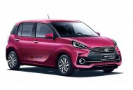 Third generation 2018 Perodua Myvi rendered