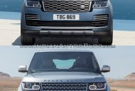 2018 Range Rover vs. 2013 Range Rover - Old vs. New