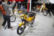 Honda Super Cub 110, Honda Cross Cub 110 & Honda Super Cub C125 debut at the 2017 Tokyo Motor Show - Live