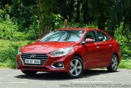 India-made Hyundai Accent sedan (Hyundai Verna) could be exported to Australia - Report