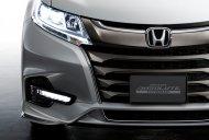 JDM-spec 2018 Honda Odyssey (facelift) revealed ahead of Tokyo Motor Show debut