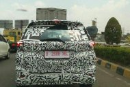 2018 Daihatsu Terios (2018 Toyota Rush) spotted for the first time
