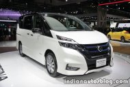 Nissan Serena e-Power at the 2017 Tokyo Motor Show - Live