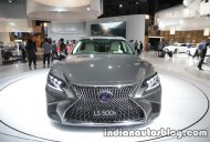 2018 Lexus LS to launch in India in January 2018 - Report
