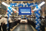 100,000th Tata Tiago rolls out from Sanand, Gujarat