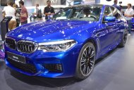 2018 BMW M5 showcased at the 2017 Dubai Motor Show