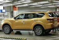 2018 Nissan Paladin (Toyota Fortuner slayer) rear-end exposed