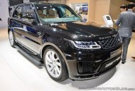 2018 Range Rover Sport (facelift) showcased at Dubai Motor Show