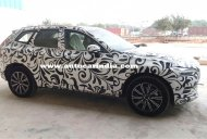2018 Volvo XC60 spied in India