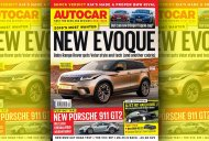Second generation 2019 Range Rover Evoque imagined