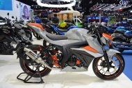 Customised Suzuki GSX-S150 at 2017 Thai Motor Show - Live