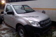 Isuzu D-Max Spark spotted in India