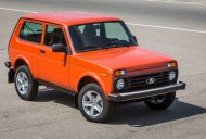 Next-gen Lada Niva (Lada 4x4) arriving by 2021 - Report