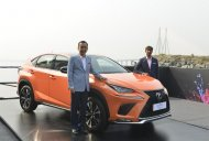 Lexus NX deliveries in India commence