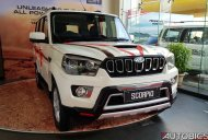 2017 Mahindra Scorpio facelift - In 20 Live Images