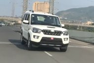 Mahindra Scorpio facelift caught undisguised [Video]