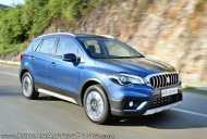 Maruti S-Cross clocks 5,510 units in October