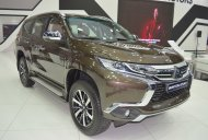 Mitsubishi Montero Sport showcased at the 2017 Dubai Motor Show