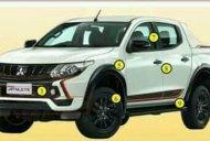 Mitsubishi Triton Athlete features revealed