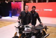 Motoroyale and Norton Motorcycles sign joint venture