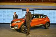 Renault Captur launched in India at INR 9.99 lakhs