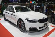 2017 BMW 5 Series with BMW M Performance accessories at 2017 Thai Motor Expo - Live