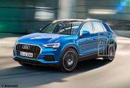 German media renders MQB-based 2018 Audi Q3
