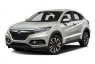 2018 Honda HR-V (facelift) rendered based on spy shot